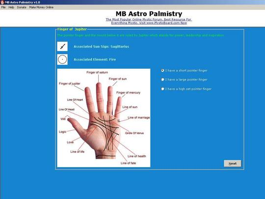 Product picture Astrology Palmistry Correspondence